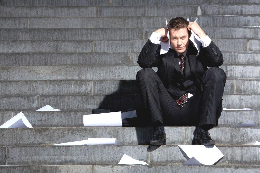 Utrata pracy - jak się pozbierać?