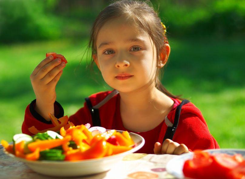 Wychowanie dzieci bez słodyczy