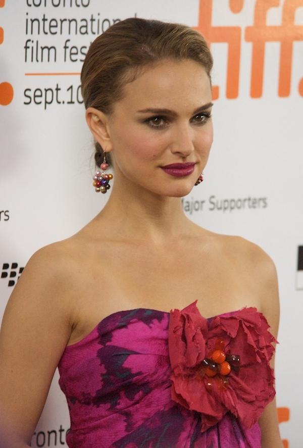 Wegańskie wesele Natalie Portman