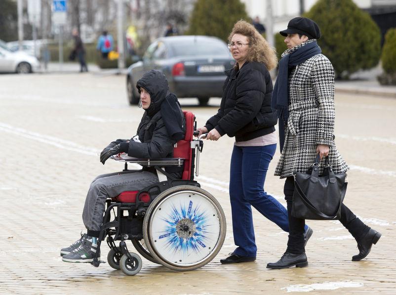 Matki niepełnosprawnych dzieci