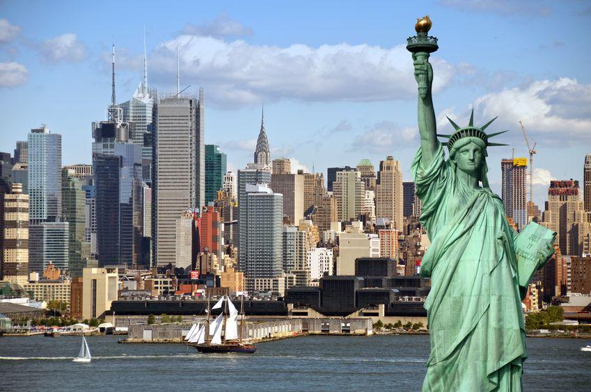130 lat temu Statua Wolności przypłynęła do Nowego Jorku