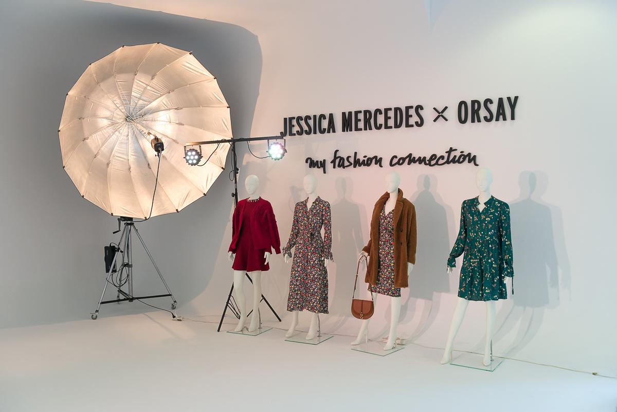 62a6f985ca501 JESSICA MERCEDES x ORSAY - My Fashion Connection - Zwierciadlo.pl