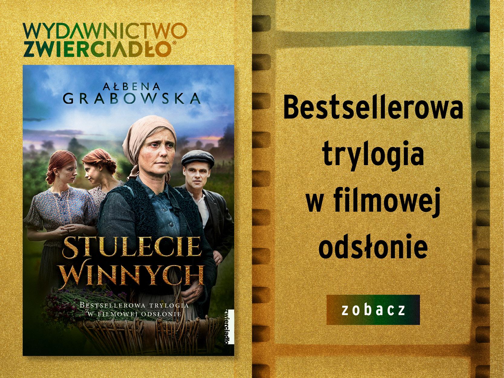 Bestsellerowe Stulecie Winnych w filmowej odsłonie