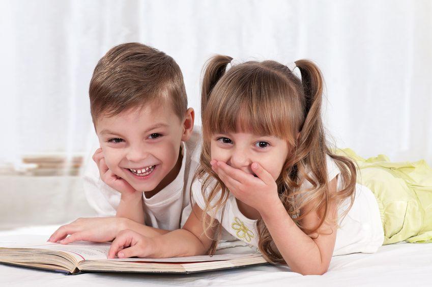 Dziecięce przyjaźnie kluczem do szczęścia