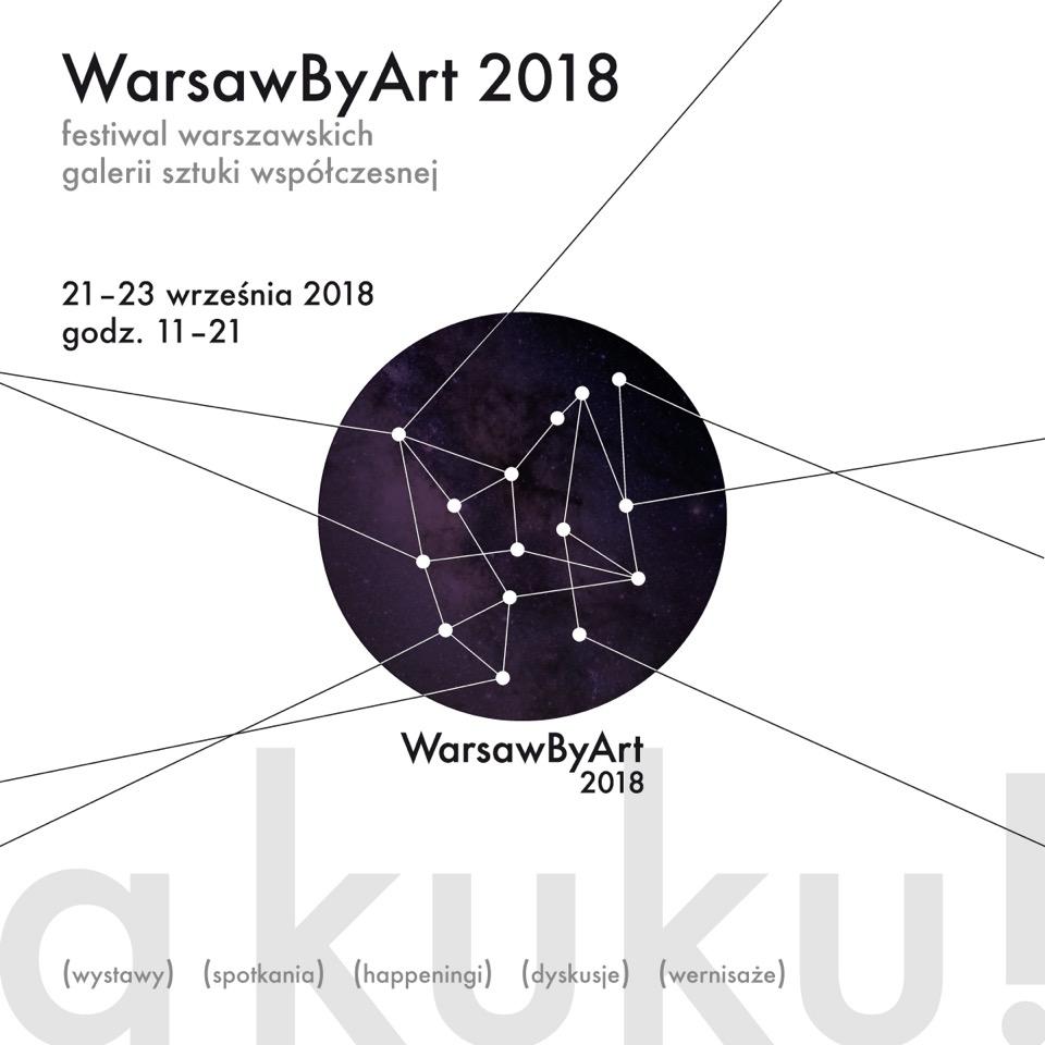 Oswoić artystę, czyli WarsawByArt