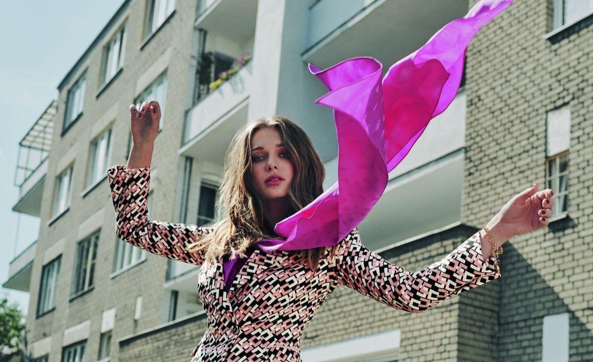 Zaklęte rewiry lat 70. - moda na jesień