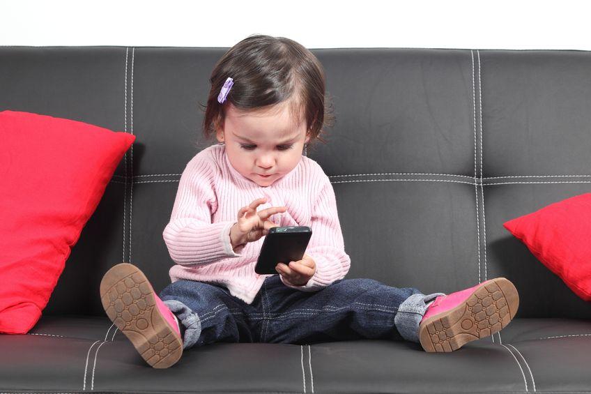 Smartfony a sprawność ruchowa dzieci