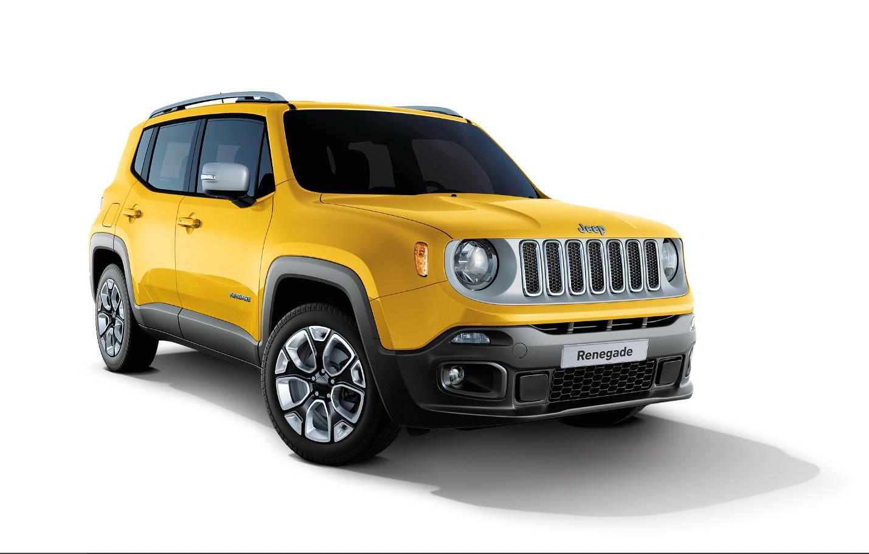 Jeep Renegade. Jeep: partner Kryształowych Zwierciadeł 2016