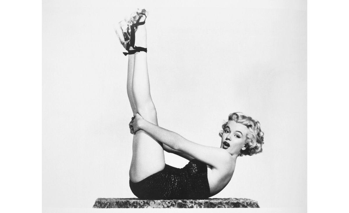 Marilyn Monroe - Ołowiany motyl