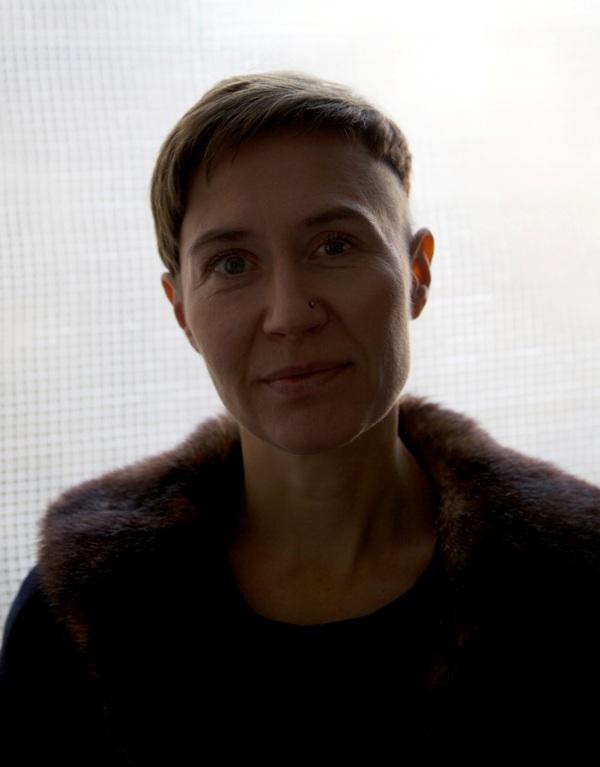 fot. Andrew Dixon – Joanna Rajkowska