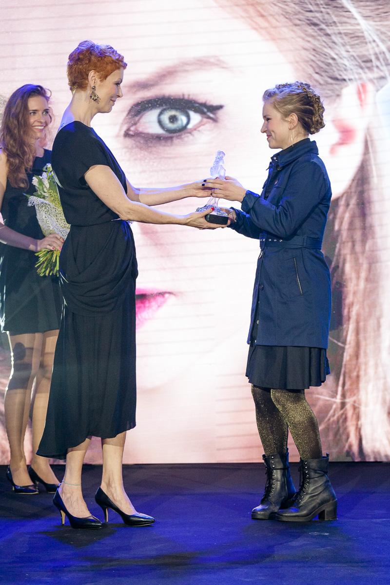 Agnieszka Glińska oraz Dorota Masłowska