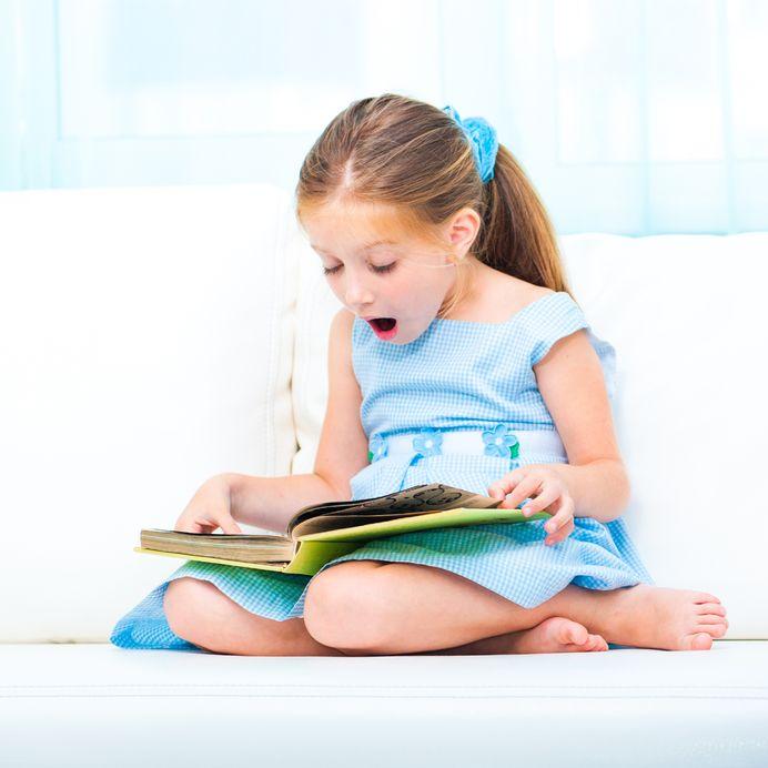 Gdy duże dziecko nie czyta