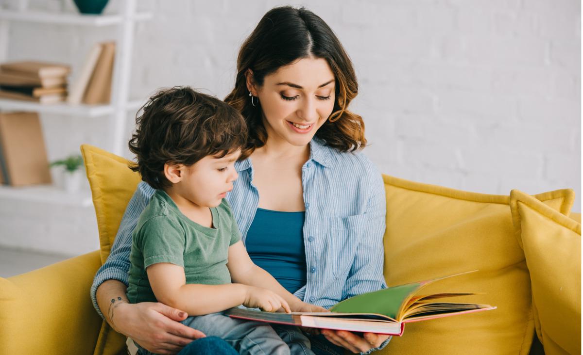 Wychowanie przez czytanie: jak uczyć dzieci wartości?