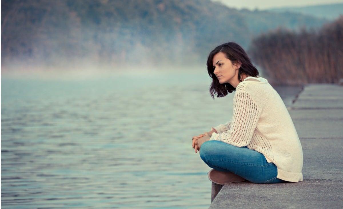 """Nie mów nigdy """"to koniec!"""". Pielęgnowanie negatywnych myśli niszczy i odbiera sens życia."""