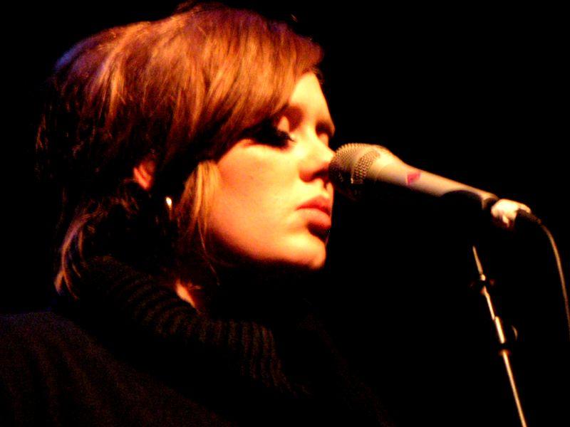 Adele robi przerwę od śpiewania
