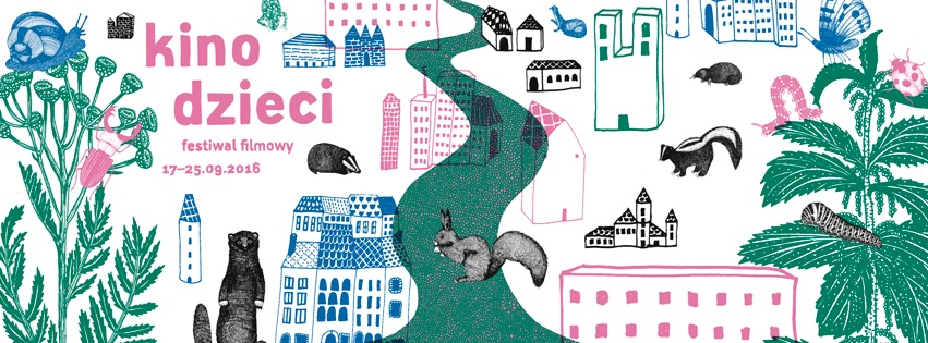 Filmowe podróże na Festiwalu Kino Dzieci