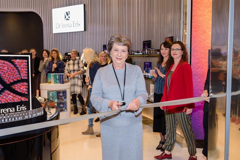 Przepis na prawdziwe piękno w pierwszym Concept Store dr Irena Eris