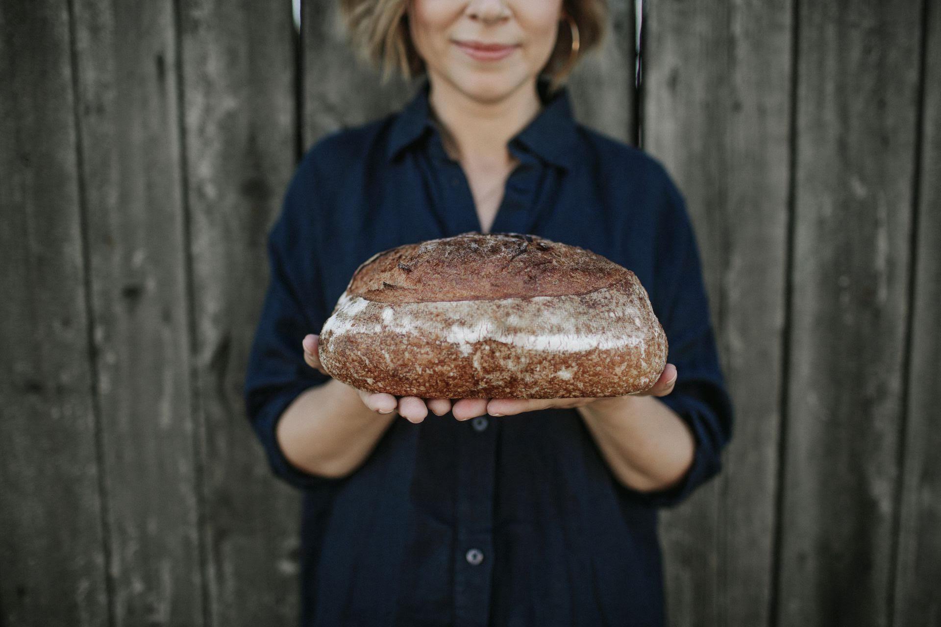 Mój chleb domowy. Rozmowa z Elizą Mórawską-Kmitą