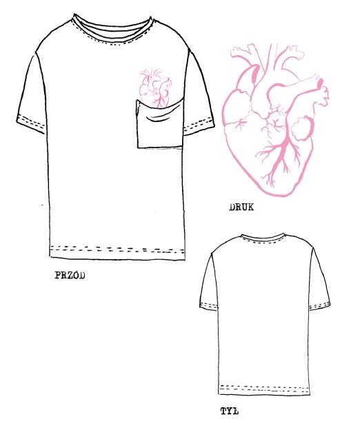 W ramach tegorocznego Łódź Design Festival, w +concept odbędzie się prezentacja festiwalowych koszulek projektu Agaty Wojtkiewicz.