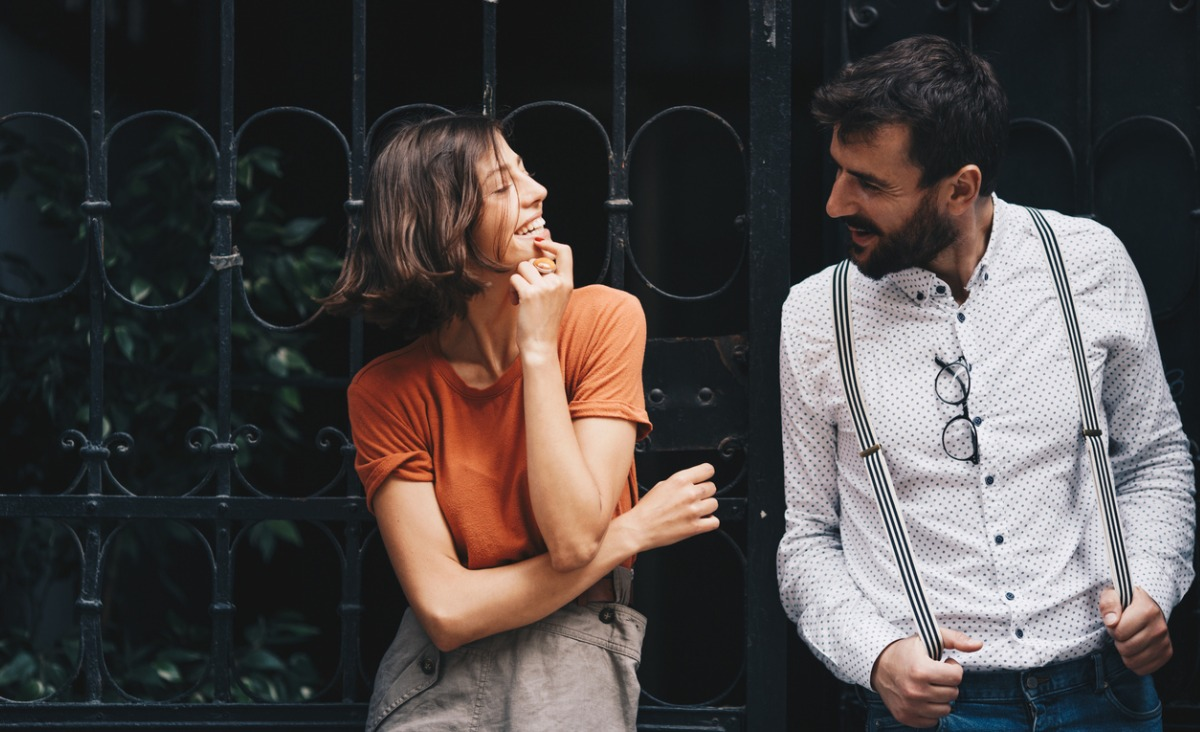 Szczerość i tajemnice w związku