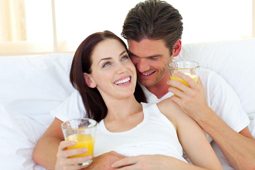 Podejdź do związku pozytywnie