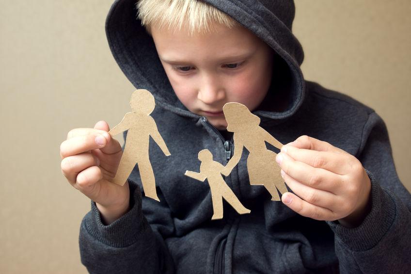 Reakcja dziecka na rozwód rodziców
