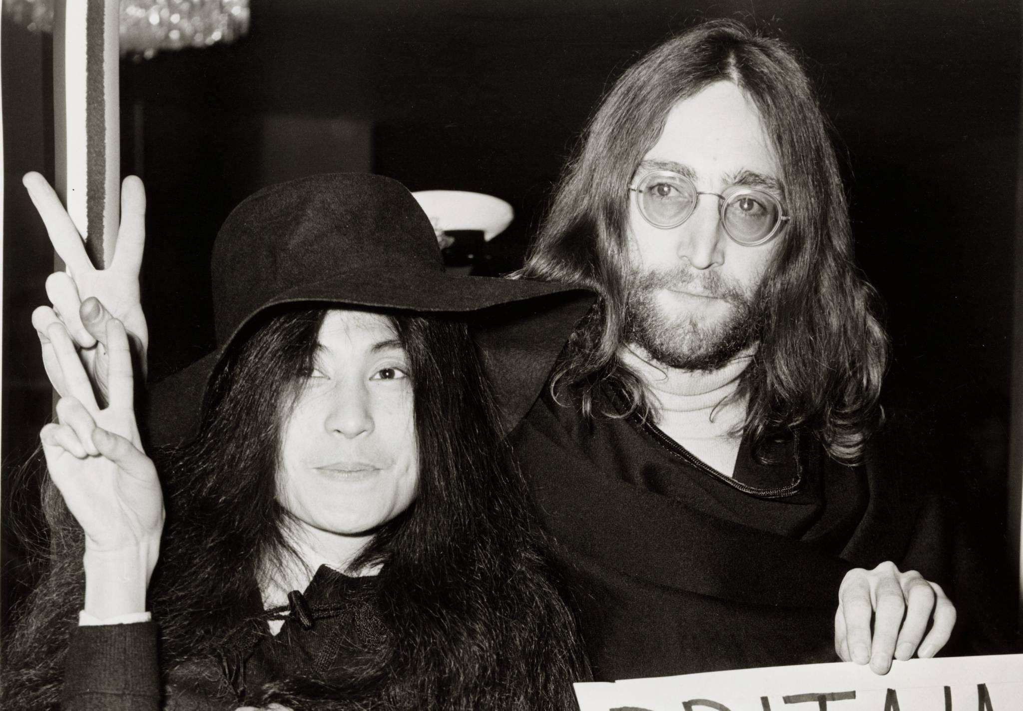 John Lennon. Pierwotny krzyk