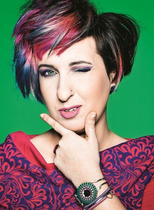 Sylwia Chutnik: Boję się być wieczną dzidzią-piernik