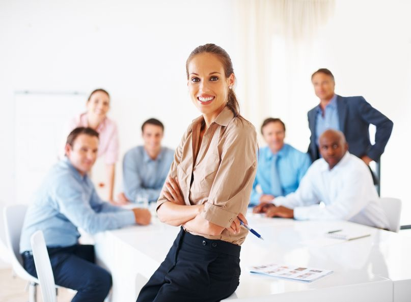 Kobiety wykorzystują flirtowanie w negocjacjach