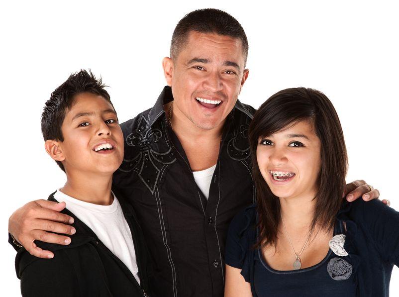 Wpływ ojca na zachowania nastolatków - badania