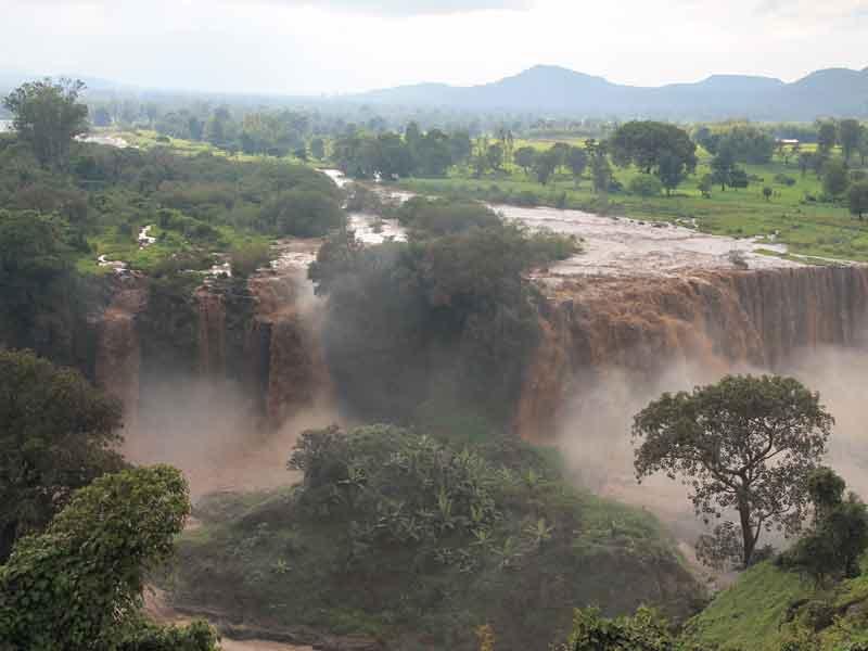 , La Réserve de Biosphère du Lac Tana (Éthiopie)
