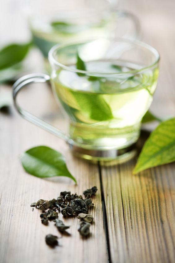 Zielona herbata walczy z nadwagą