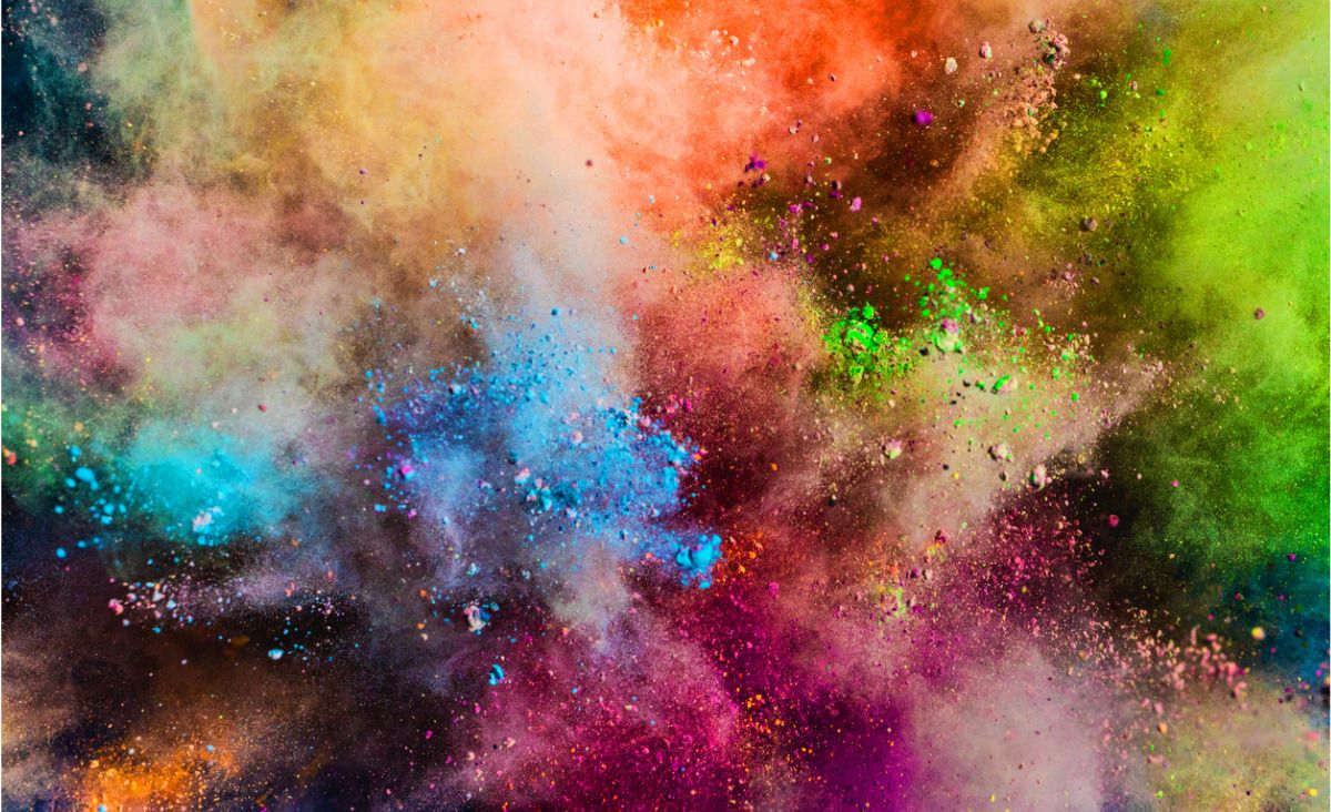 Moc koloru. Na czym polega teoria pięciu energii mądrości?