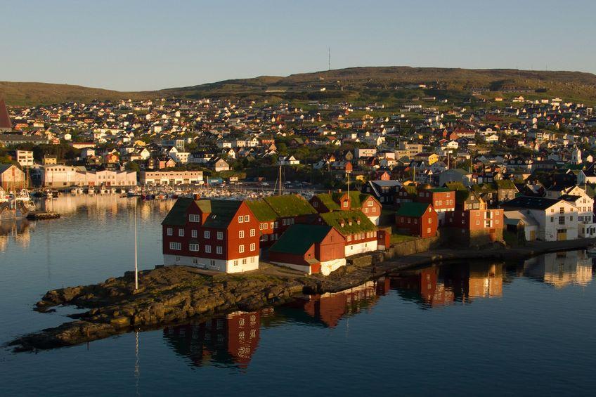 123RF.com / Torshavn jest stolicą Wysp Owczych
