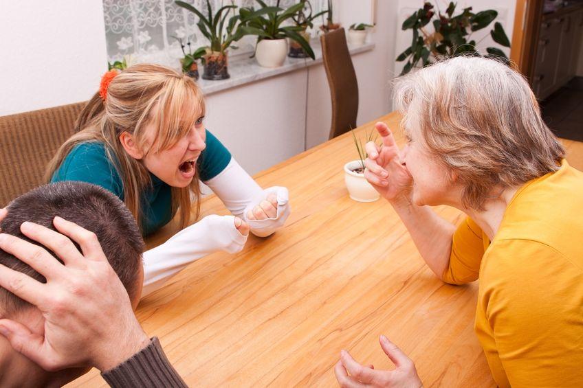 Rodzinne konflikty – jak z nich korzystać.