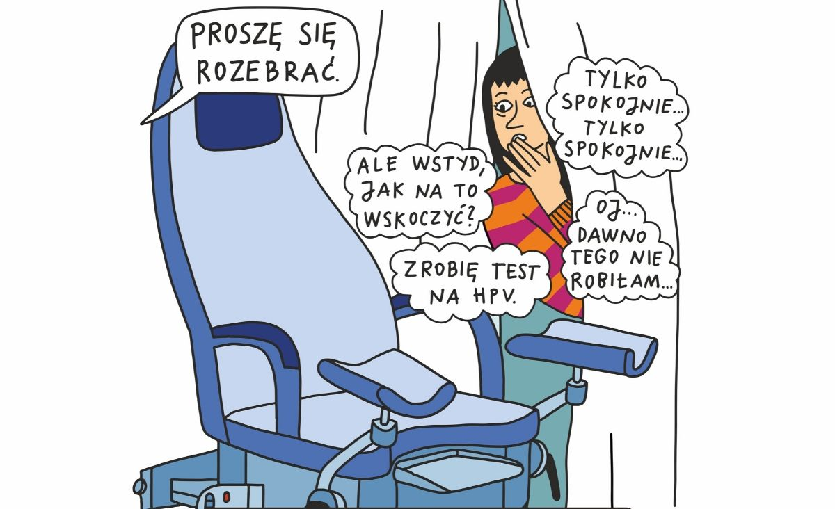 Polki nie chodzą do ginekologa, bo się wstydzą