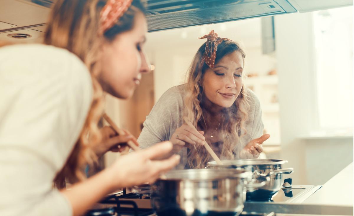Co tracisz z życia, gdy nie gotujesz?