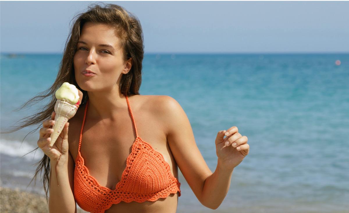 Poprawiają humor i pomagają walczyćz bezsennością. 10 powodów, żeby jeść lody!