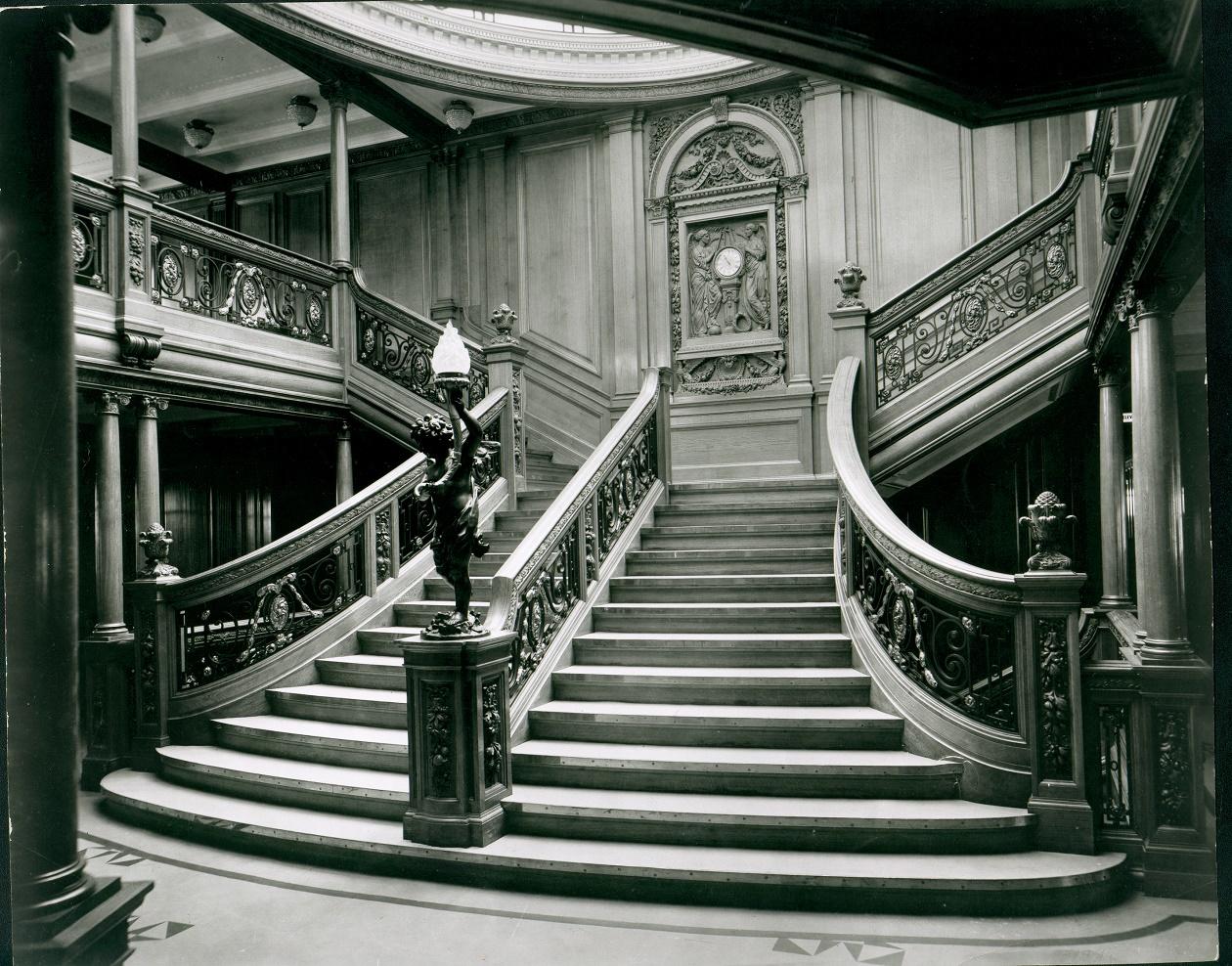 Titanic w Pałacu Kultury i Nauki