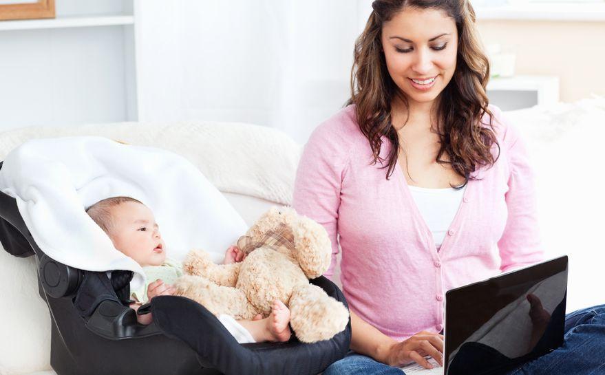 Zmienić zawód po urodzeniu dziecka