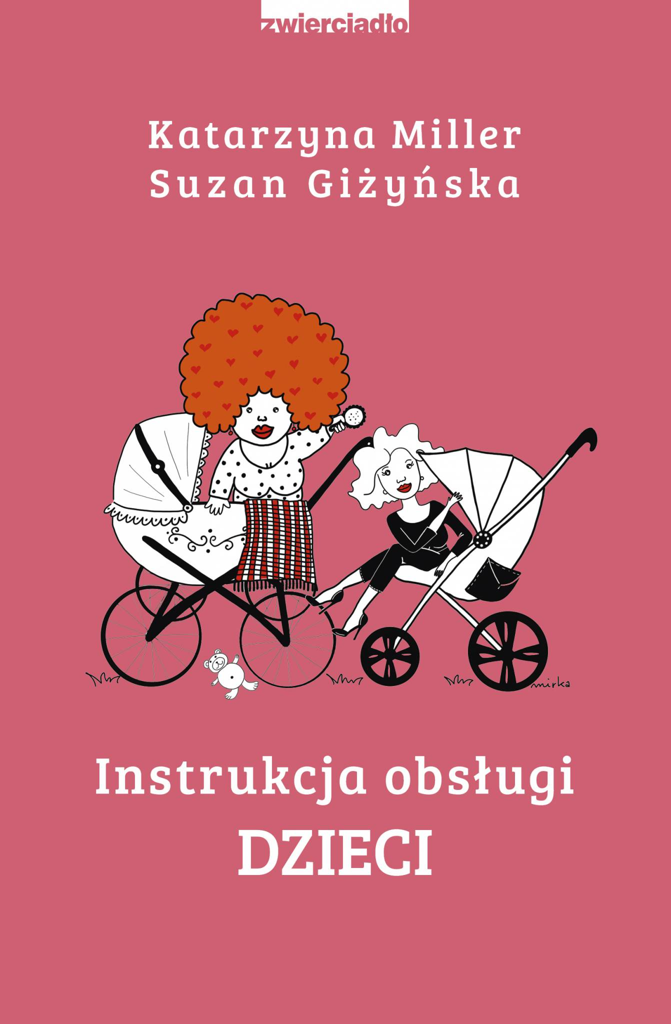 Instrukcja obsługi dzieci - Katarzyna Miller, Suzan Giżyńska