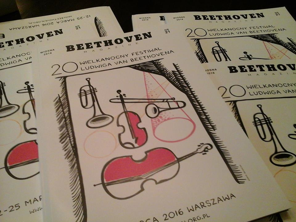 XX Festiwal Beethovena. Święto muzyki w Warszawie