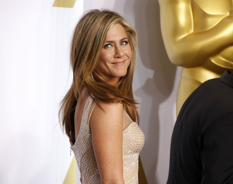 Jennifer Aniston: Jennifer Pasażerka