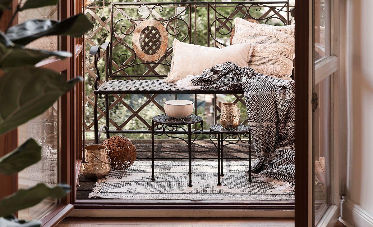 Balkonowe inspiracje