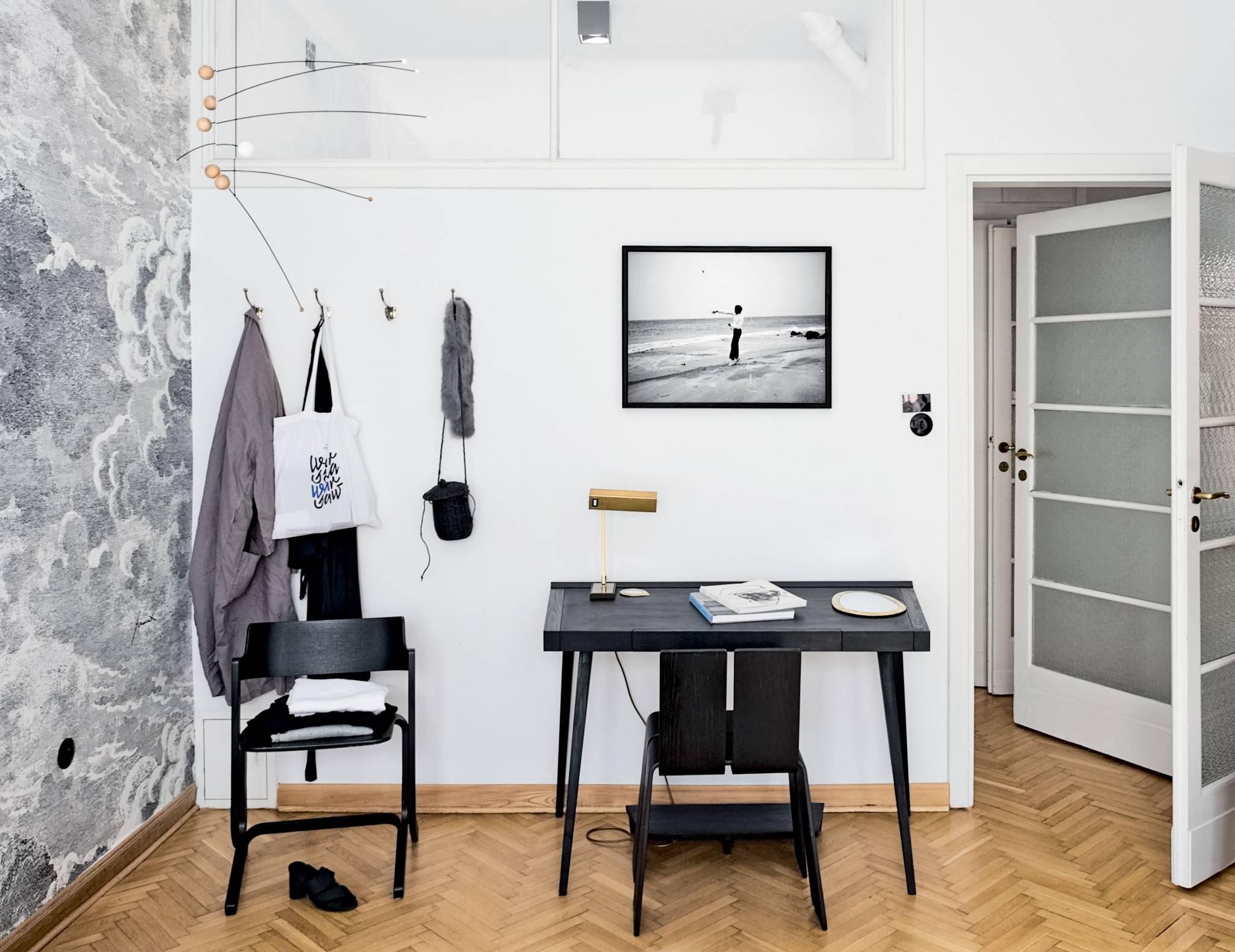 Stare, ale prawdziwe - mieszkanie Marty Puchalskiej-Kraciuk