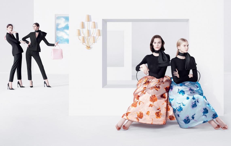 Dior, kampania wiosna-lato 2013