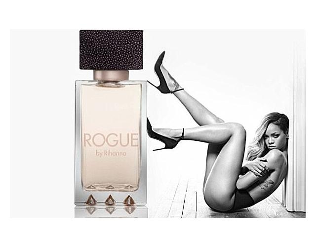 Kampania nowych perfum Rihanny