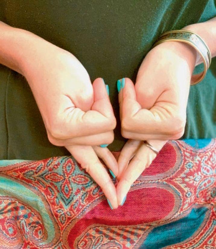 Mudry oraz medytacje na wyciszenie i dobry sen
