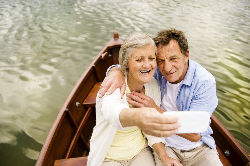 Umawianie się na randki w wieku dojrzałym też jest możliwe