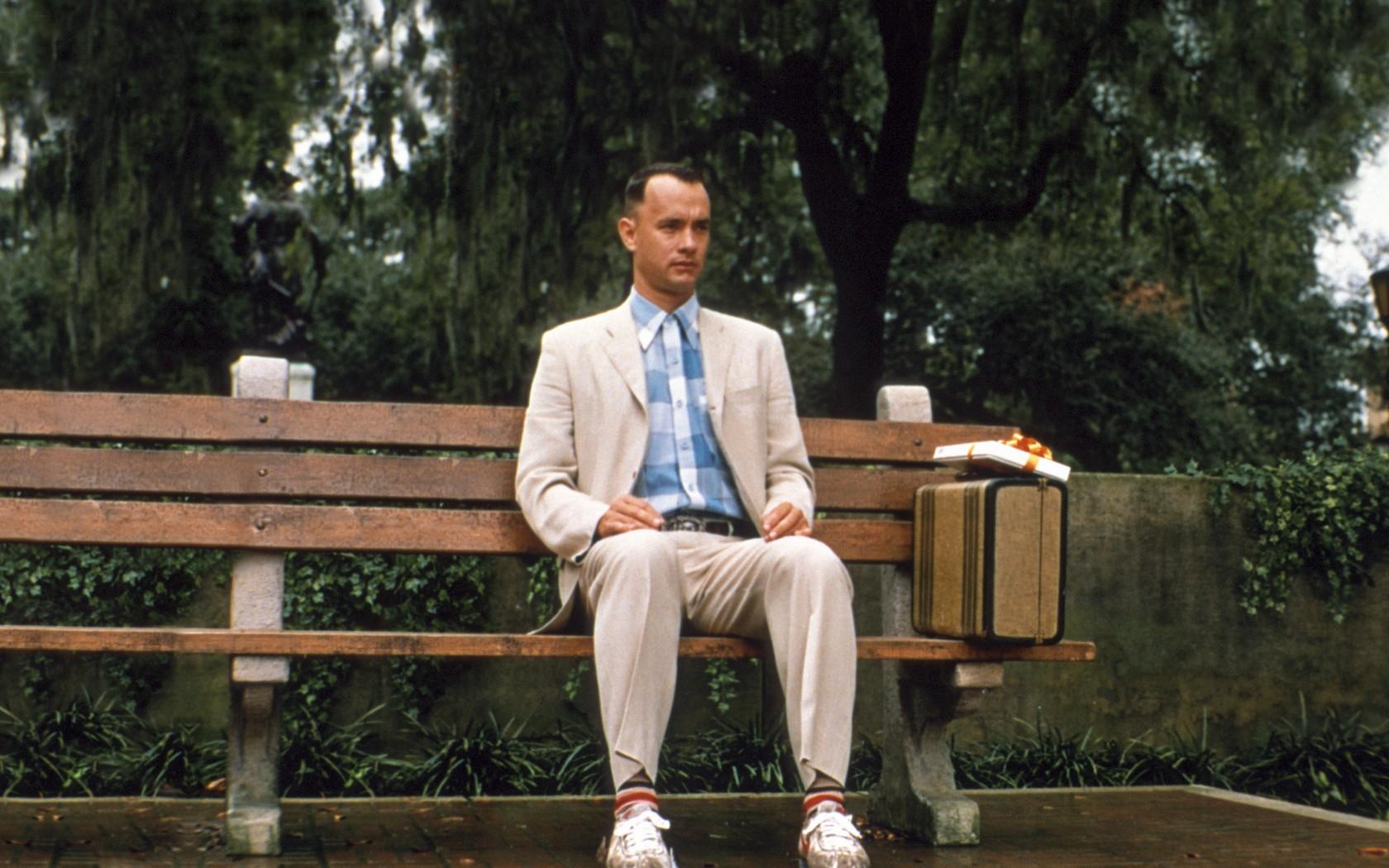 35 lat kariery Toma Hanksa w 7 minut